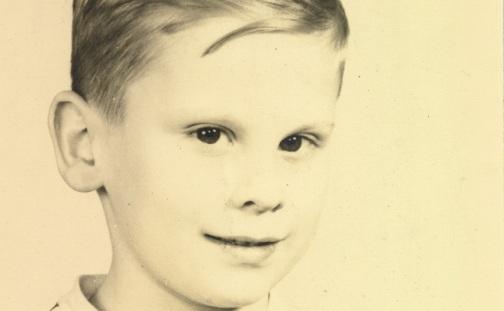 Kilroy: A Writer's Childhood --- Keith Maillard