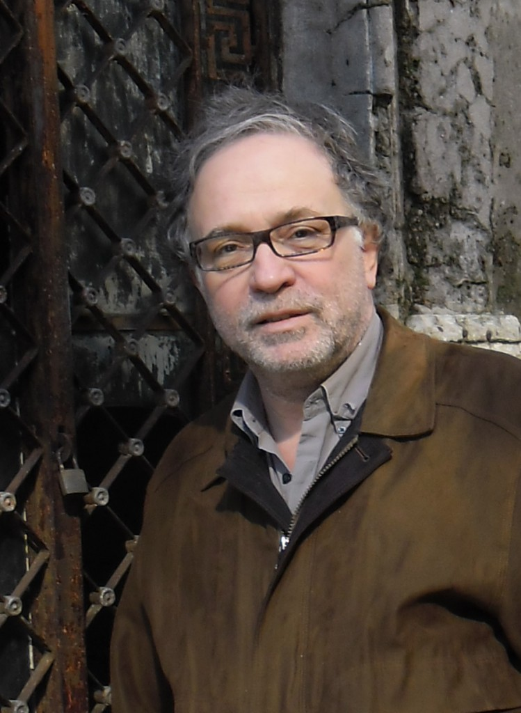 Quebec author and publsher, Gilles Pellerin