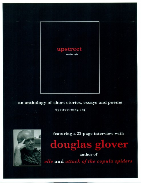 upstreet with Douglas Glover