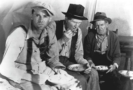 an analysis of the movie production of grapes of wrath by john steinbeck Grapes of wrath literary analysis john steinbeck is  movie and novel form of the grapes of wrath,  production of the grapes of wrath it must.