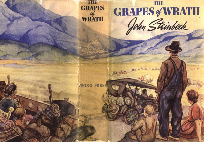 an analysis of the biblical allusions in the grapes of wrath a novel by john steinbeck Below is an essay on biblical references grapes of wrath from grapes of wrath summary to elude by allusion (grapes of the grapes of wrath john steinbecks.