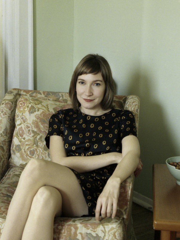 Sheila Heti Photo by Lee Towndrow -