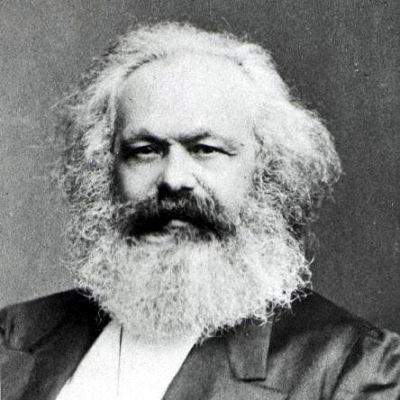 que piensan sobre los judios sionistas Karl-Marx1