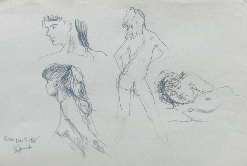 quick studies nude