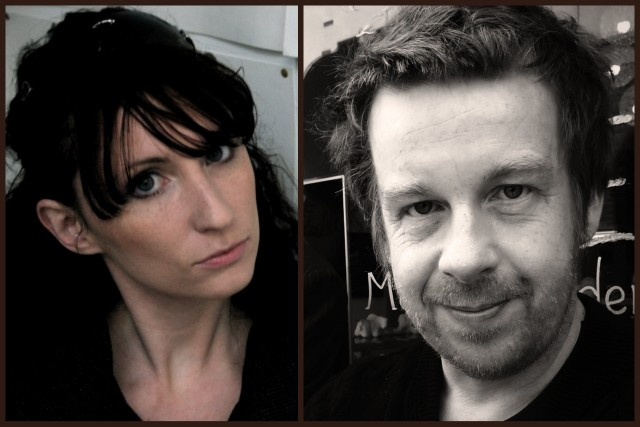 Louise Manifold & Kevin Barry