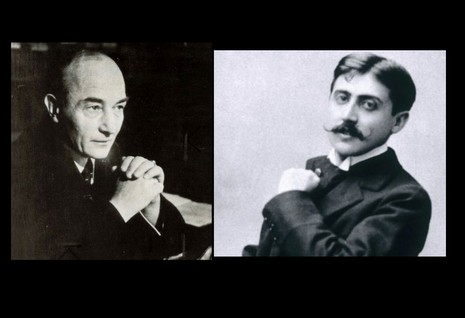 Metaphor as Extratemporal Moment in Robert Musil and Marcel Proust: Essay --- Genese Grill
