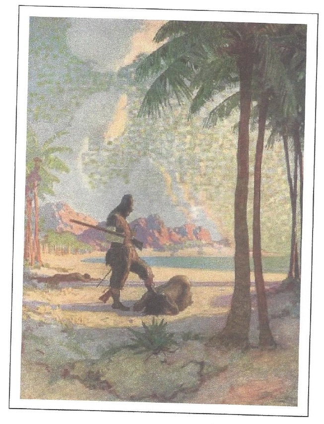 "robinson crusoe slavery essay In an essay about religion in robinson crusoe, william halewood states ""crusoe's warmest and most characteristic emotion, his anxiety for his soul."