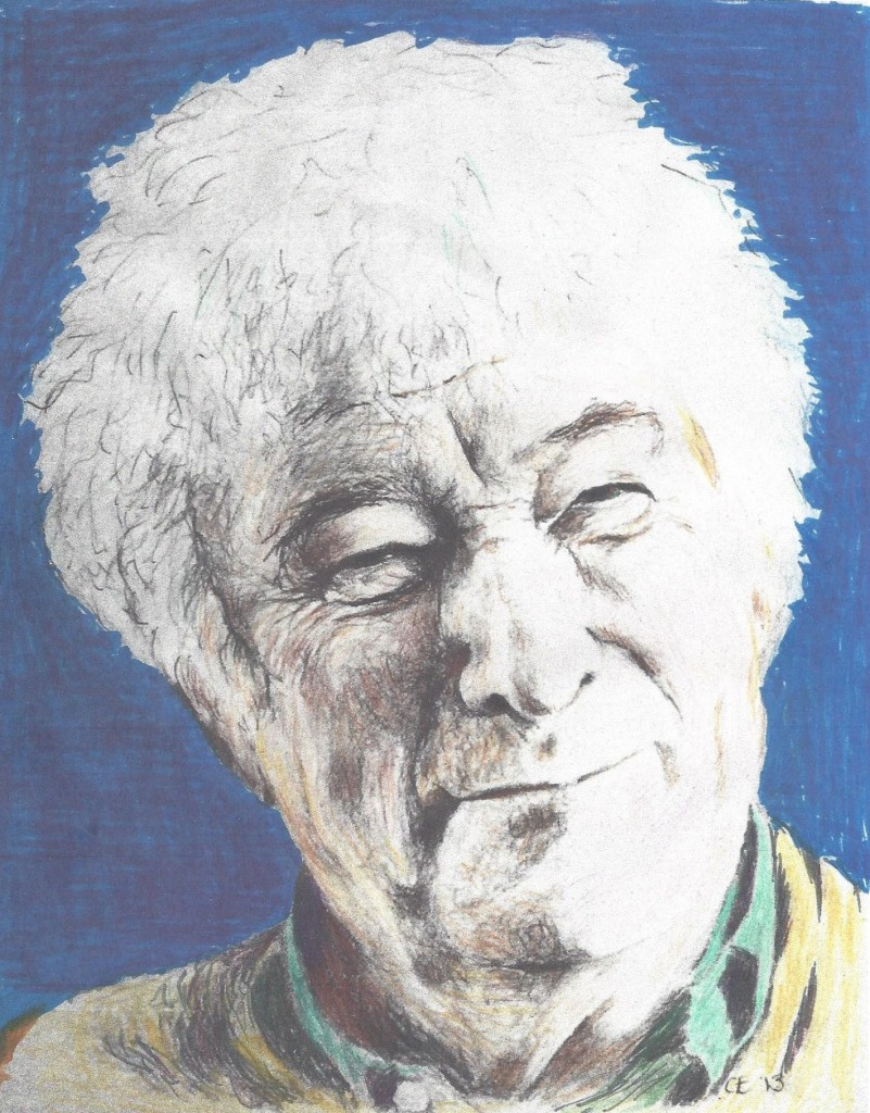 Heaney painting