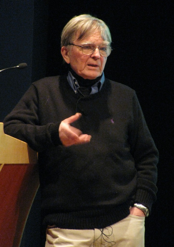 Robert Coover by Dave Pape vi