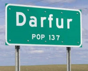 Darfur, Minnesota - Birthplace of Adrien Stoutenburg