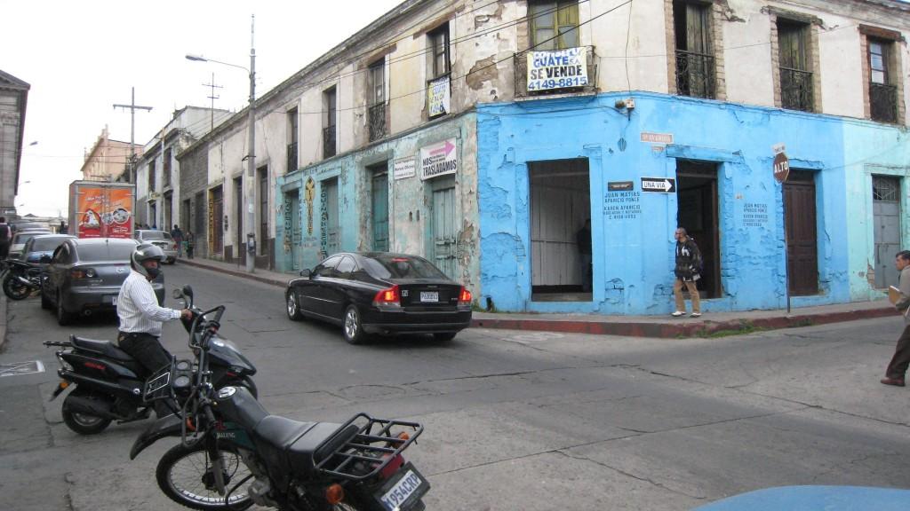 Xela street scene