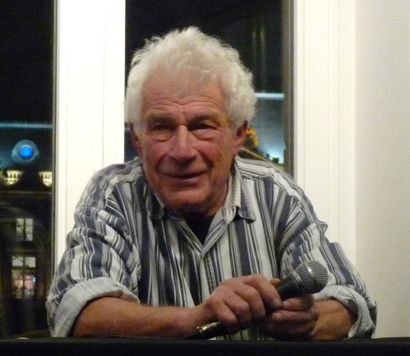John Berger, art critic and author, dies aged 90