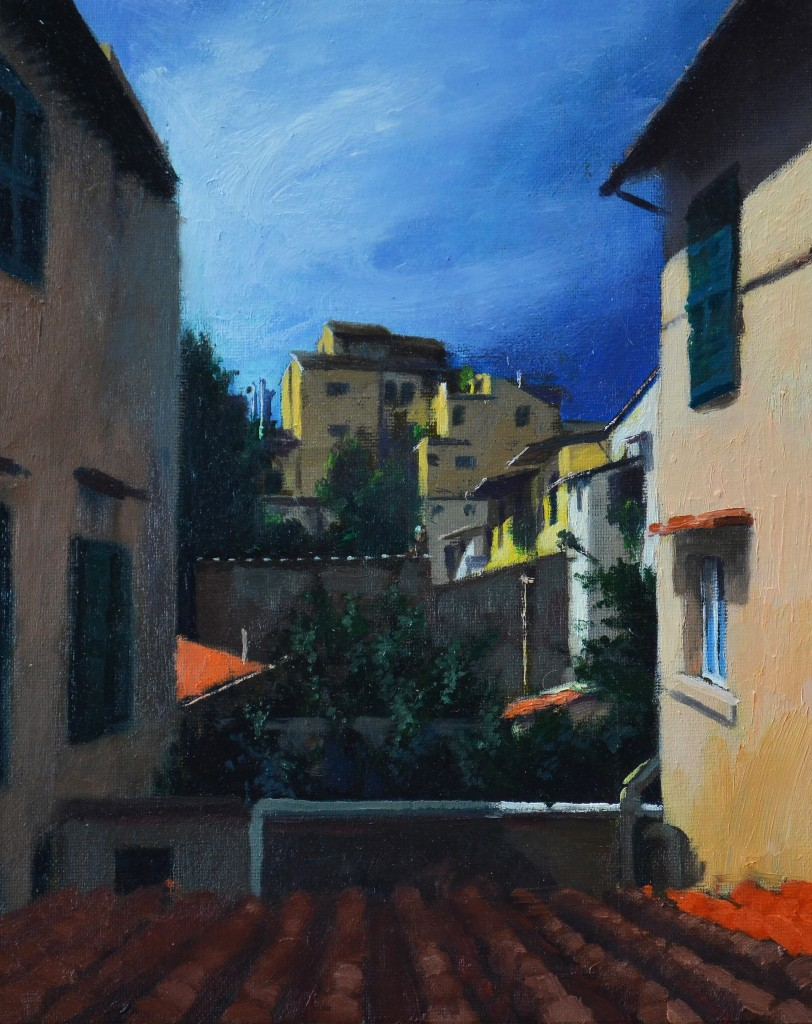 FlorenceView2-OilBoard10x8
