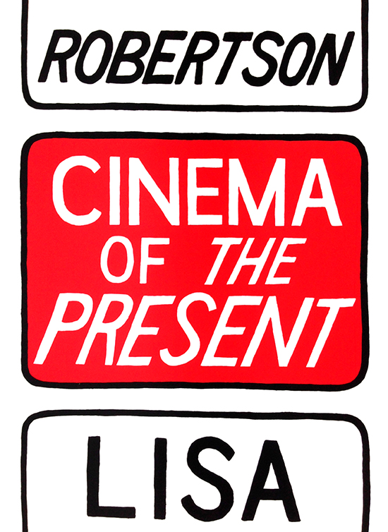 Cinema of the Present Cover Image