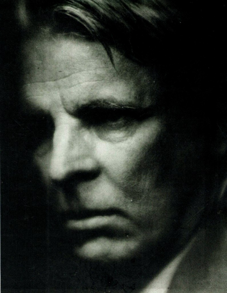 W B Yeats